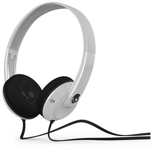 SKULLCANDY Uprock Cuffie On-Ear Mic1 colore Bianco / Nero