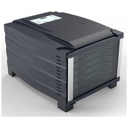 R.G.V. Essiccatore Digital Dried 6 Piani Potenza 800 Watt Termostato Regolabile 35/78