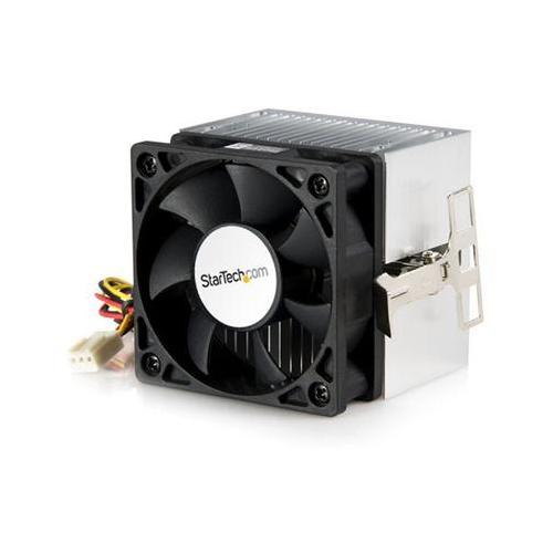 STARTECH.COM Ventola CPU Socket A 60x65mm con dissipatore per AMD Duron o Athlon