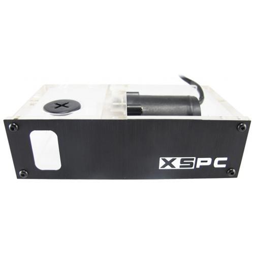 XSPC X2O 420 Single Bayres / Pump - Ausgleichsbehälter inkl. Pumpe