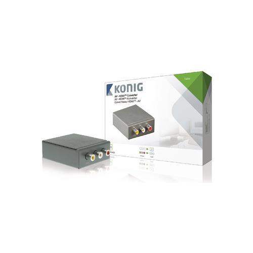 KÖNIG KNVCO3430 1920 x 1080Pixel convertitore video