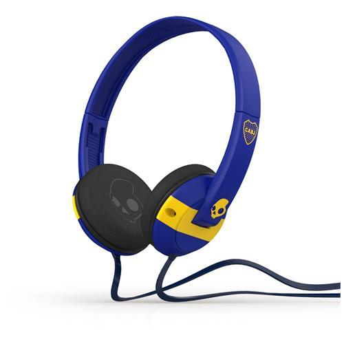SKULLCANDY Uprock Cuffie On-Ear Mic1 colore Boca Juniors