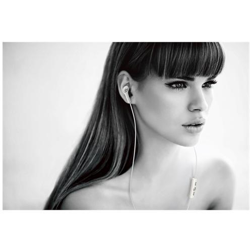 """YAMAHA EPH-M200, Stereofonico, Interno orecchio, Bianco, Digitale, Cablato, 3.5 mm (1/8"""")"""