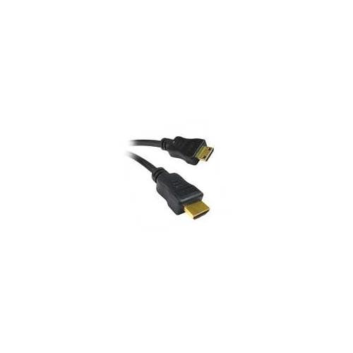 Microconnect 2m HDMI / miniHDMI C 2m HDMI Mini-HDMI Nero cavo HDMI