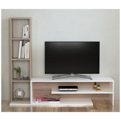 HOMIDEA - Peony Set Soggiorno - Parete Attrezzata - Mobile Tv ...