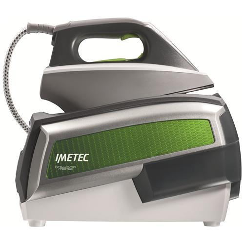 IMETEC Intellivapor Prestige 9424 Ferro da Stiro con Caldaia Potenza 1800 Watt Colore Grigio / Verde