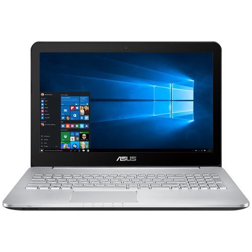 "ASUS Notebook N552VW-FY136T Monitor 15,6"" FHD Intel Core i7-6700HQ Quad Core Ram 16GB Hard Disk 1TB Nvidia GeForce GTX 960M 4GB DVD±RW 3x USB 3.0 Windows 10 Home"