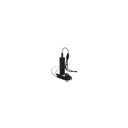 MEDIACOM Lettore Mp3 2GB Musictube Waterproof
