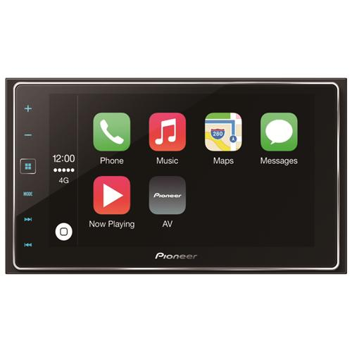 PIONEER Sintomonitor SPH-DA120 Supporto MP3 / WMA / FLAC / DivX 4x50Watt Display 6'' Bluetooth USB ingresso AUX AppRadio Mode compatibile Apple