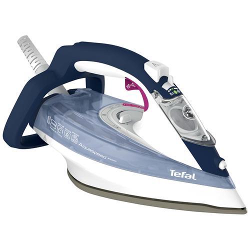 TEFAL FV5546 Ferro da Stiro a Vapore Acquaspeed Potenza 2600 Watt Colore Blu
