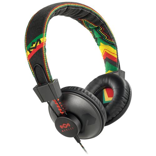 THE HOUSE OF MARLEY Cuffie On-Ear Positive Vibration con Cavo colore Multicolore
