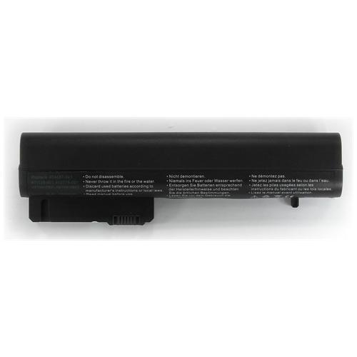 LI-TECH Batteria Notebook compatibile per HP COMPAQ 41277900I 6 celle nero pila 48Wh 4.4Ah