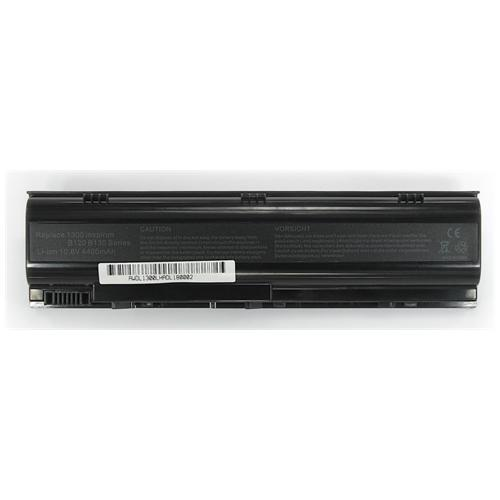 LI-TECH Batteria Notebook compatibile per DELL 0TD612 pila 48Wh 4.4Ah