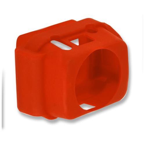 NILOX Cover in Silicone per F-60 e F-60 MM93 - Rosso