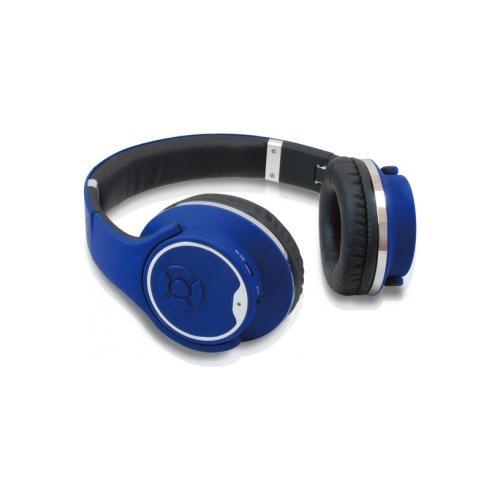 CONCEPTRONIC Cuffie con Microfono per PC Connessione Bluetooth Blu 10 m