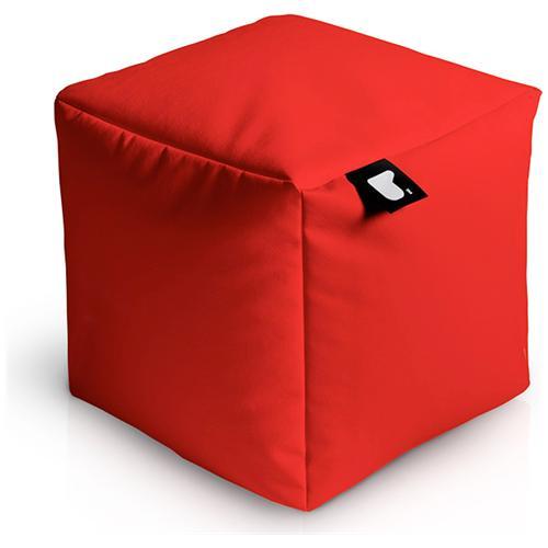 B-BAG Pouf Outdoor B-box Red