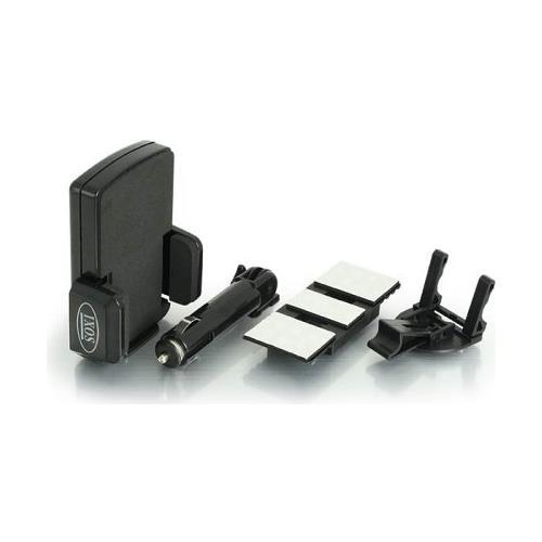 IXOS XMI304 Supporto Auto Universale per Ipod a 3 Vie Colore Nero