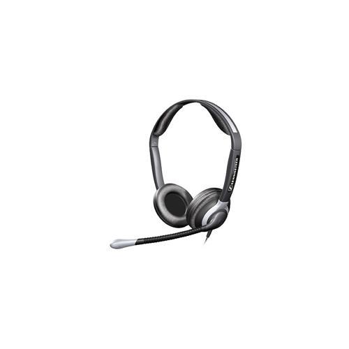 SENNHEISER CC 550, Stereofonico, Cablato, Aperto, 300 - 3400 Hz, 300 - 3400 Hz
