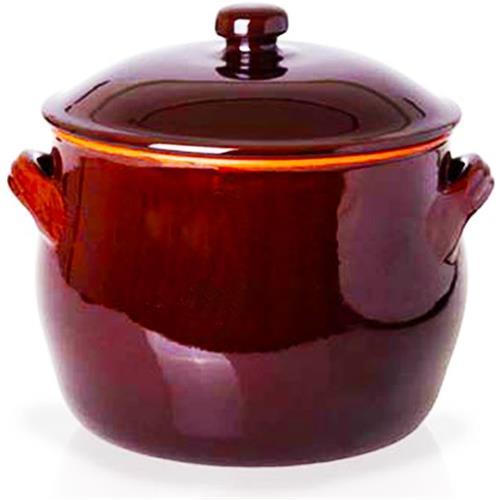Ceramiche Benegiamo Benegiamo Pentola Lentia C / c Terracotta 15cm Art 260