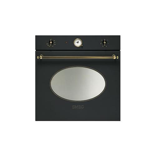 SMEG - Forno Elettrico da Incasso Coloniale SF800AO Capacità 70 L ...