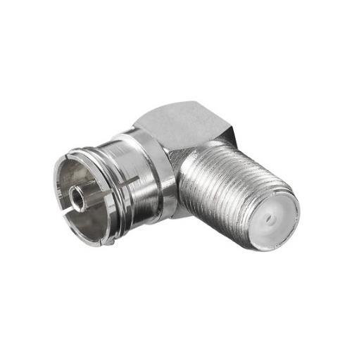 ALCASA S-AD121 F Argento cavo di interfaccia e adattatore
