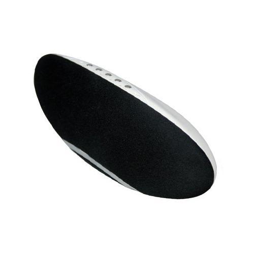 MEDIACOM Sistema Audio Portatile SmartSound Curve Bluetooth / NFC Slot MicroSD colore Bianco