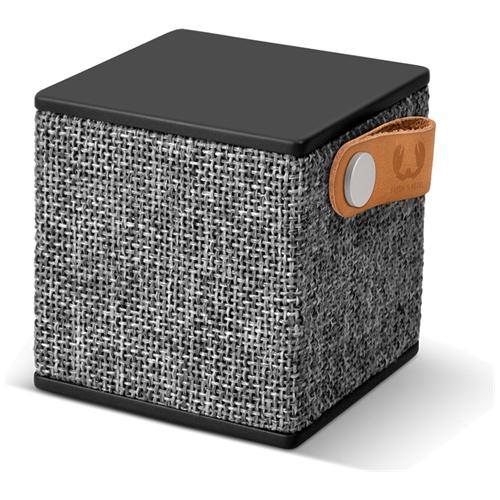 FRESH N REBEL Rockbox Cube Fabriq Edition Speaker Bluetooth - Grigio Antracite