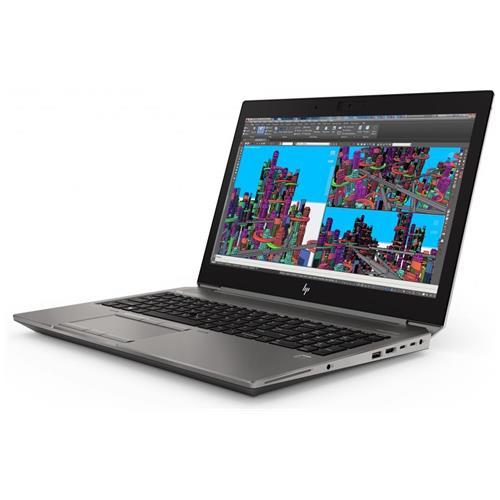 HP-Notebook-ZBook-15-G5-Monitor-15-6-Full-HD-Intel-Core-i7-8850H-Ram-16-GB-SSD-5 miniatura 2