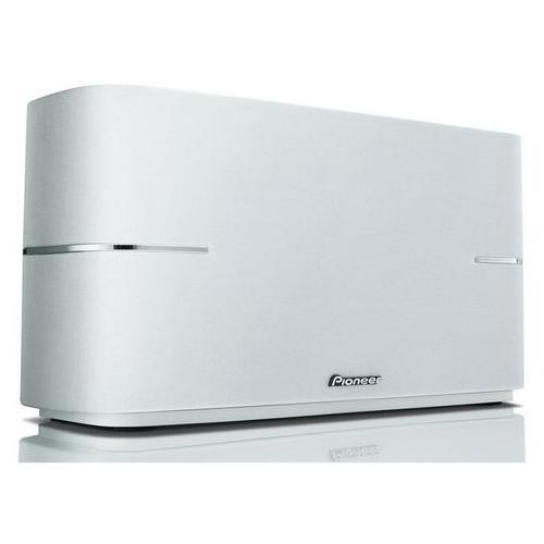 PIONEER Sistema Audio portatile XW-BTS1 Bluetooth Wireless AUX-In Colore Bianco