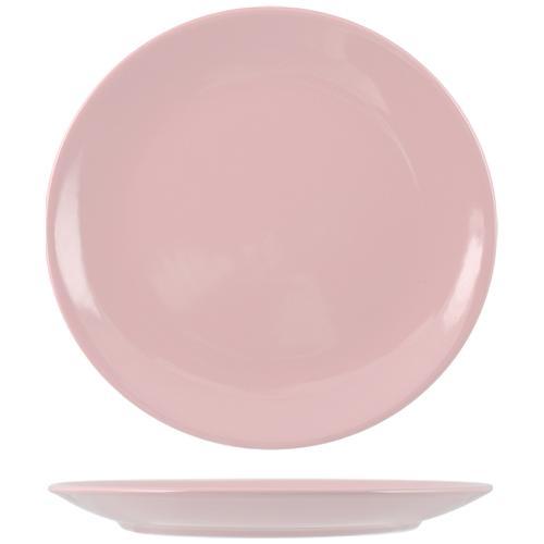 HOME Piatto Pink Frutta Cm19.5 Piatti Da Tavola