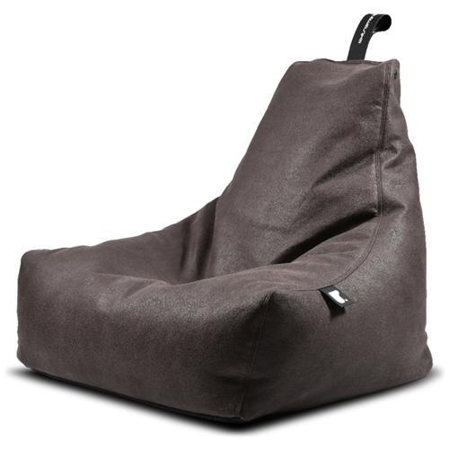 B-BAG Poltrona A Sacco Indoor Mighty-b Slate