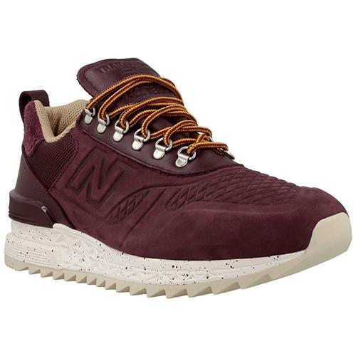 d3beb9d908 New Balance NBTBATRCD120 TBATRC bordeaux scarpe basse ...