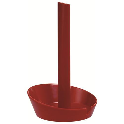 EXCELSA Portarotolo da Cucina Glossy Rosso
