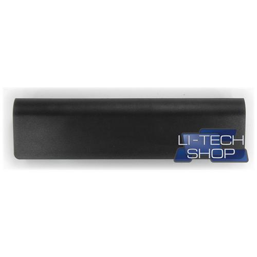 LI-TECH Batteria Notebook compatibile 5200mAh per HP PAVILLON G6-1302EZ 6 celle computer