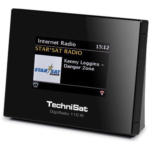 TECHNISAT DigitRadio 110 IR nero