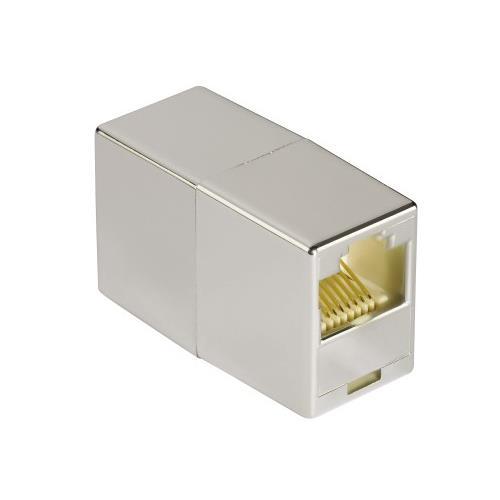 HAMA 75045047 RJ-45 RJ-45 Grigio cavo di interfaccia e adattatore