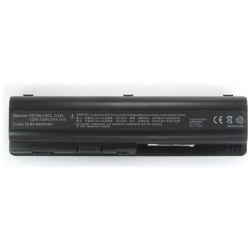 LI-TECH Batteria Notebook compatibile per HP PAVILLION DV61247EZ 4400mAh nero 48Wh 4.4Ah