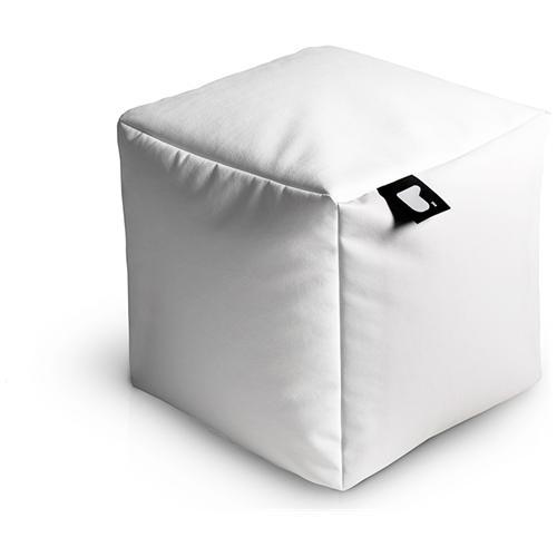 B-BAG Pouf Outdoor B-box White