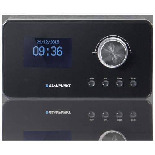 BLAUPUNKT IRD 30 BK, Internet, Digitale, DAB, DAB+, FM, 802.11b, 802.11g, DC, FLAC, LPCM, MP3, WAV, WMA