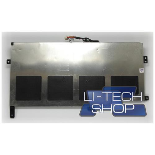 LI-TECH Batteria Notebook compatibile 3900mAh per HP ENVY SLEEKBOOK 61126EA 8 celle computer pila