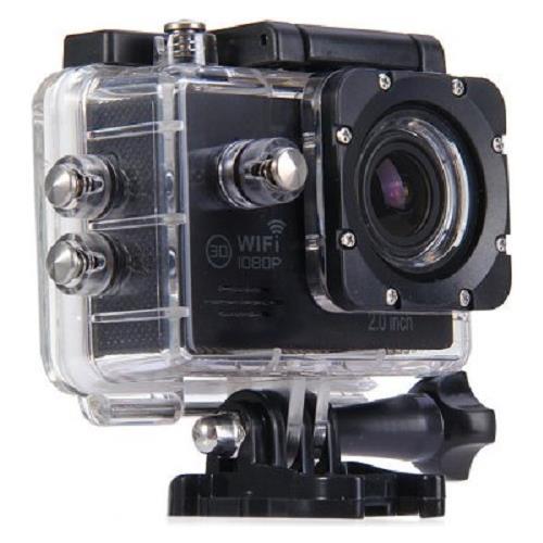 kydostore Sport Camera Wifi Hd 1080 2.0inch Wifi Sj7000 Nera