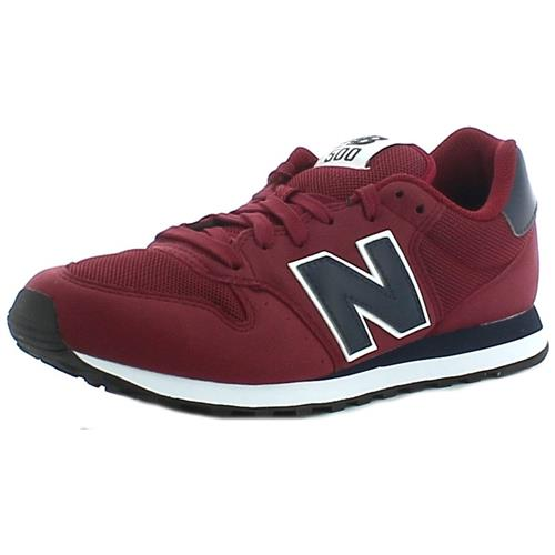 new balance 500 uomo bordeaux