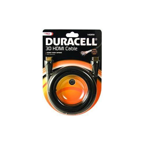 DURACELL PS3C15DU, 2m, HDMI, HDMI