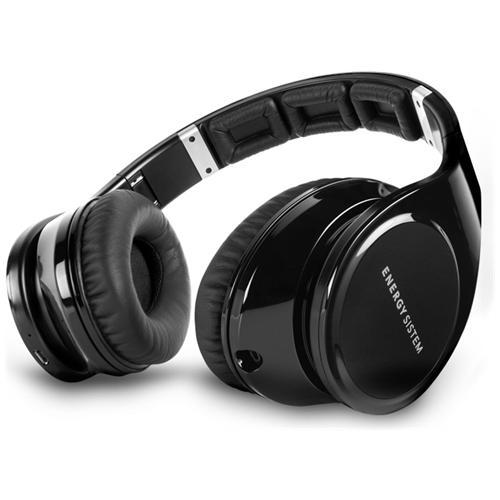 ENERGY SISTEM BT9 Bluetooth, Padiglione auricolare, Stereofonico, Nero, Digitale, Cablato / NFC (Comunicazione in prossimità) / Bluetooth, Track < , Track > , Volume +, Volume -