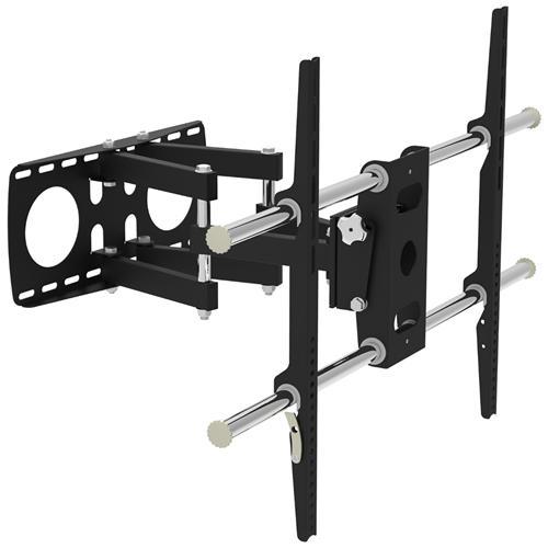 TECHLY ICA-PLB 180L - Supporto a Muro per TV LED LCD 50-100'' Full Motion Nero