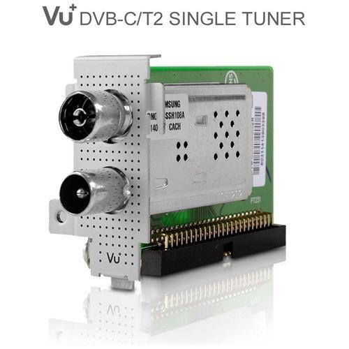 VU+ DVB-C / T2 Tuner   12517
