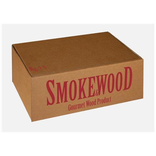 REBER Cippatura in legno di faggio pressato 5029A per affumicatori, 15kg