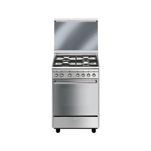 SMEG - CX51M Serie Concerto Cucina a Gas con Forno Elettrico ...