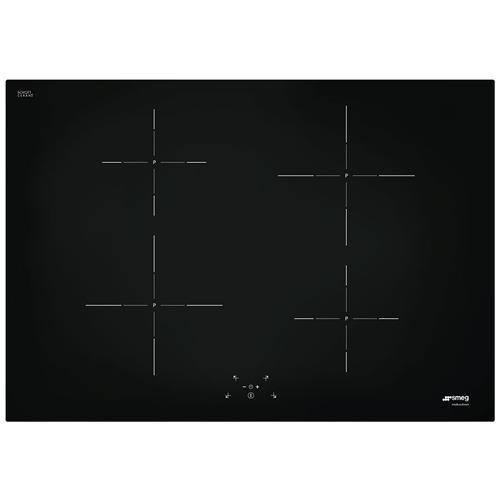 SMEG - Piano Cottura SI5741D a Induzione 4 Zone Cottura da 75 cm ...