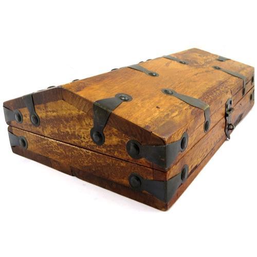 Les Trésors De Lily tasti box 'corsaire' marrone - [ l6640]